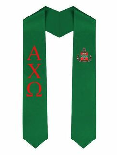 Alpha Chi Omega World Famous EZ Stole - Only $29.99!