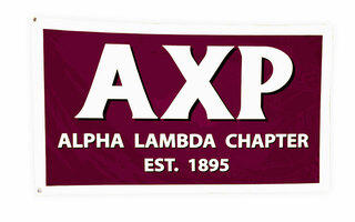 Alpha Chi Rho 3 x 5 Flag