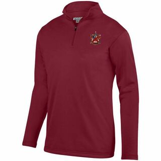 DISCOUNT-Alpha Chi Rho-  World famous-Crest - Shield Wicking Fleece Pullover