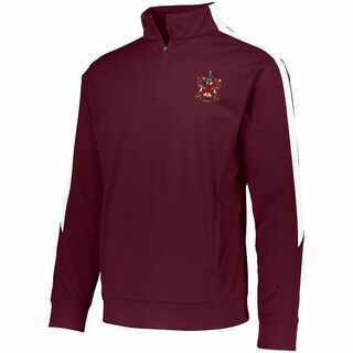 DISCOUNT-Alpha Chi Rho-  World Famous Greek Crest - Shield Medalist Pullover