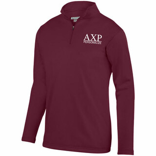 Alpha Chi Rho- $40 World Famous Wicking Fleece Pullover