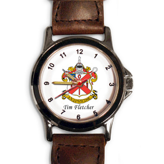 Alpha Chi Rho Admiral Watch