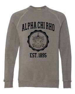 Alpha Chi Rho Alternative - Eco-Fleece� Champ Crewneck Sweatshirt