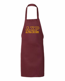 Alpha Chi Rho Large Apron