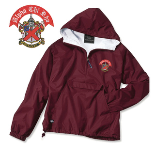 Alpha Chi Rho Crest - Shield Anorak