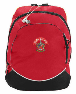 DISCOUNT-Alpha Chi Rho Crest - Shield Backpack