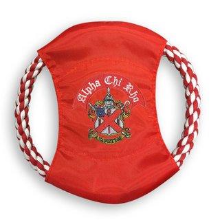 Alpha Chi Rho Dog Rope Flyer