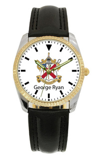 Alpha Chi Rho Greek Classic Wristwatch