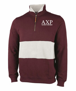 Alpha Chi Rho Greek Letter Quad Pullover