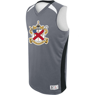 Alpha Chi Rho High Five Campus Basketball Jersey