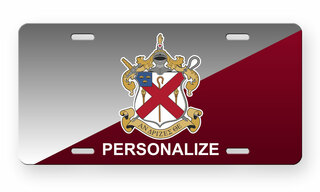 Alpha Chi Rho License Cover