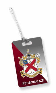 Alpha Chi Rho Luggage Tag