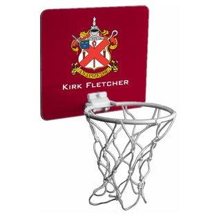 Alpha Chi Rho Mini Basketball Hoop