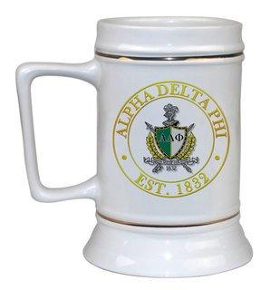 Alpha Delta Phi Ceramic Stein