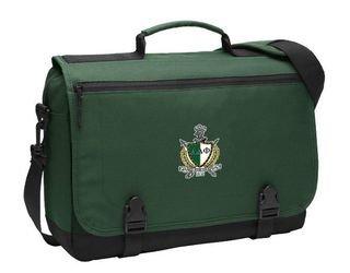 Alpha Delta Phi Messenger Briefcase