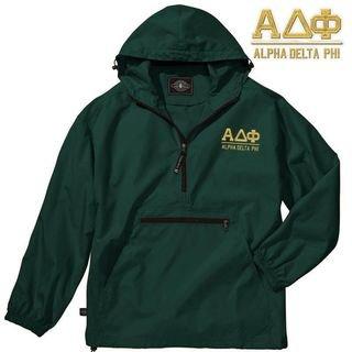 Alpha Delta Phi Pack-N-Go Pullover