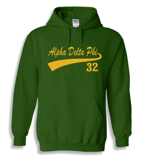 Alpha Delta Phi Tail Hoodie