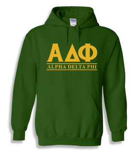 Alpha Delta Phi World Famous $25 Greek Hoodie