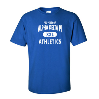 Alpha Delta Pi Athletics T-Shirts
