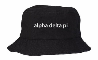 Alpha Delta Pi Bucket Hat