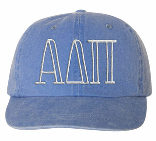 Alpha Delta Pi Carson Greek Letter Hats