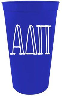 Alpha Delta Pi Carson Stadium 22 oz. Cup