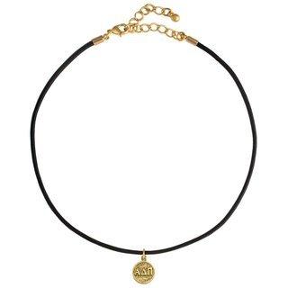 Alpha Delta Pi Choker Necklace
