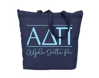 Alpha Delta Pi Classic Tote