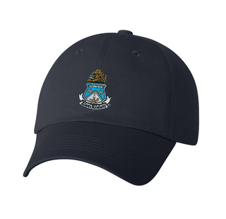 DISCOUNT-Alpha Delta Pi Crest - Shield Hat
