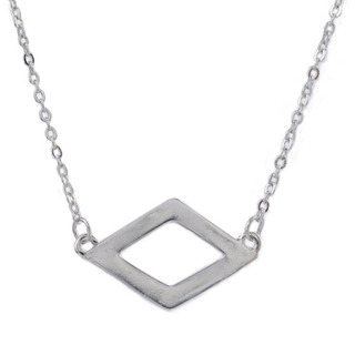 Alpha Delta Pi Diamond Necklace