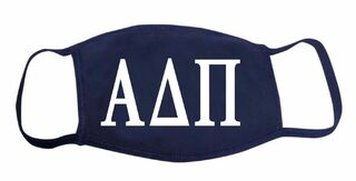 Alpha Delta Pi Face Masks