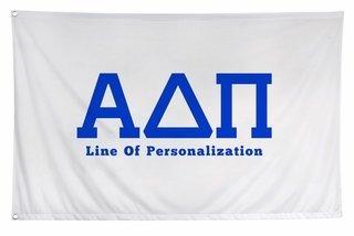 Alpha Delta Pi Flag