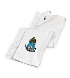 DISCOUNT-Alpha Delta Pi Golf Towel