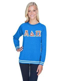 Alpha Delta Pi J. America Relay Crewneck Sweatshirt