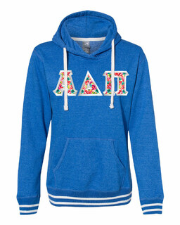 Alpha Delta Pi J. America Relay Hooded Sweatshirt