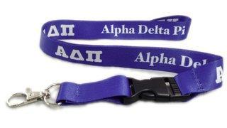 Alpha Delta Pi Lanyard