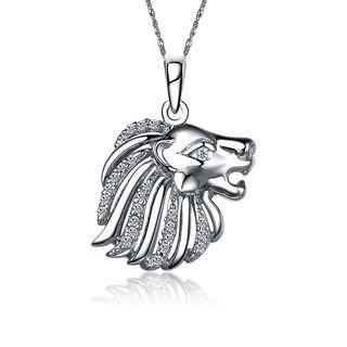 Alpha Delta Pi Lion Lavalier