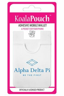 Alpha Delta Pi Logo Koala Pouch