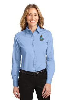 DISCOUNT-Alpha Delta Pi Long Sleeve Oxford