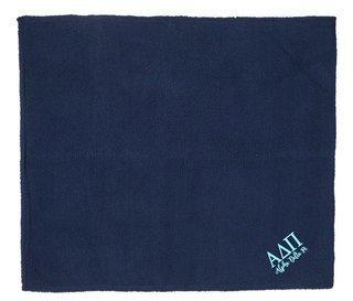 Alpha Delta Pi Sherpa Blanket
