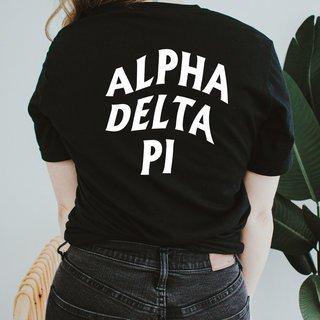 Alpha Delta Pi Social Tee