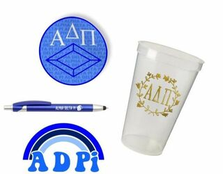 Alpha Delta Pi Sorority For Starters Collection $9.99