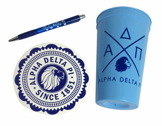 Alpha Delta Pi Sorority For Starters Collection $8.95