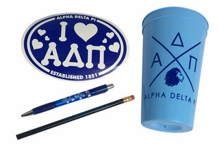 Alpha Delta Pi Sorority Love Set $8.95