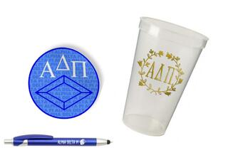 Alpha Delta Pi Sorority Medium Pack $7.50
