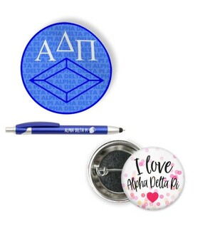 Alpha Delta Pi Sorority Pack $5.99
