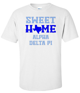 Alpha Delta Pi Sweet Home Tee