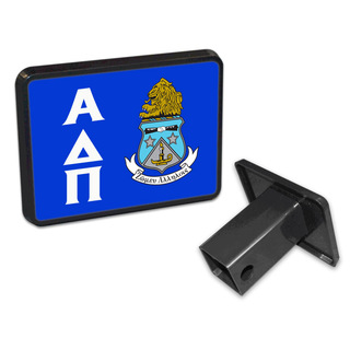 Alpha Delta Pi Trailer Hitch Covers