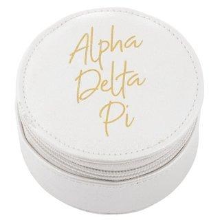 Alpha Delta Pi Travel Round Case