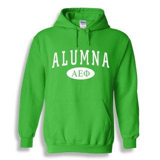 Alpha Epsilon Phi Alumna Sweatshirt Hoodie